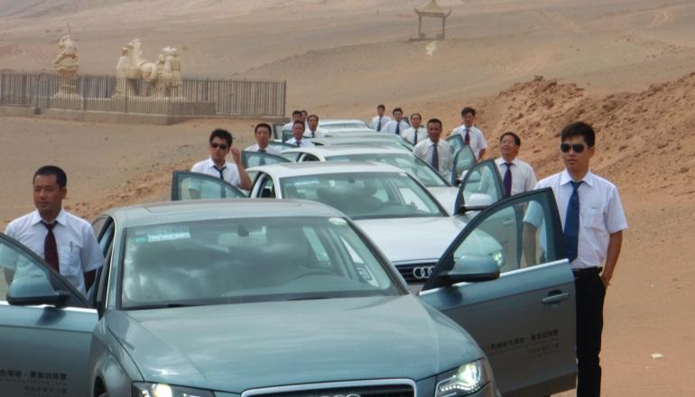 Audi Green Energy 2012