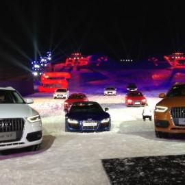 Audi Ice & Snow Experience 1