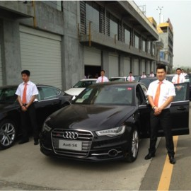 S6 Launch in Chengdu