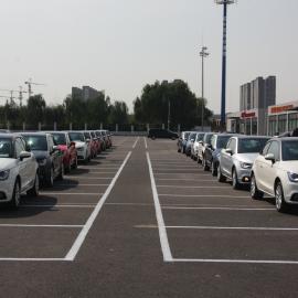 Small Audi A1, Big World 2