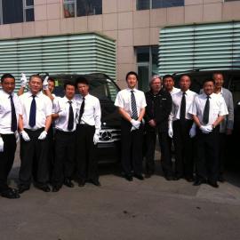 Fujian Benz Shanghai Auto Show 1