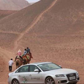 Audi Green Driving Camp 3