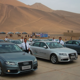Audi Green Driving Camp 4